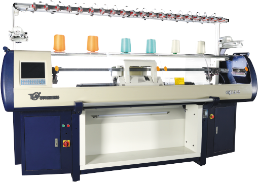 3D Flyknit Vamp Knitting Machine Serie